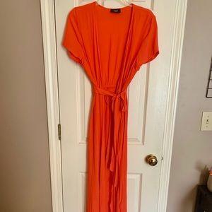 VICI Wrap Dress